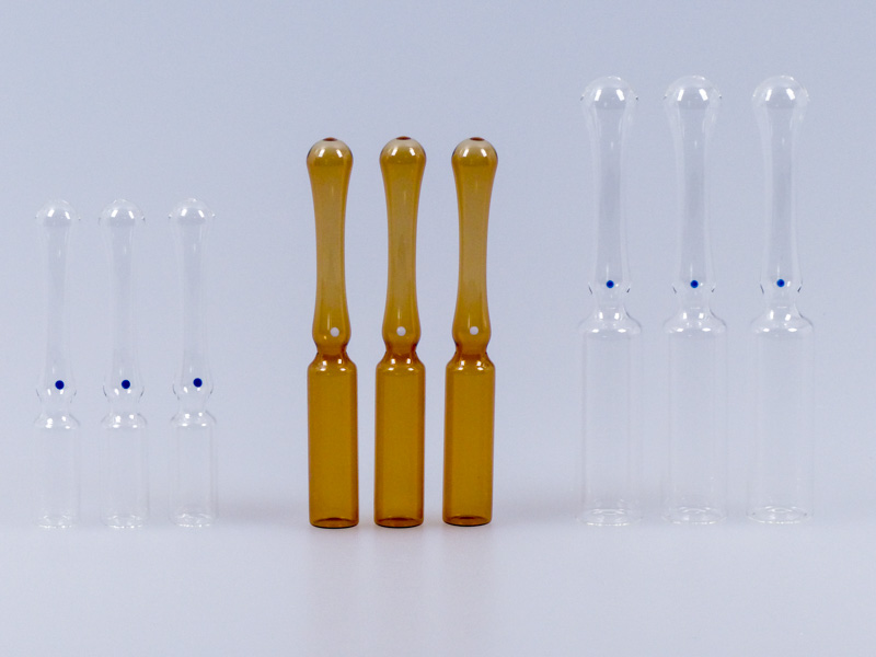 OEM Manufacturing of Glass Ampoules